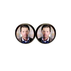 Supernatural Castiel Earrings